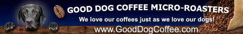 Good Dog Coffee, They Roast Your Beans to Order!  Product Review Cafe 1