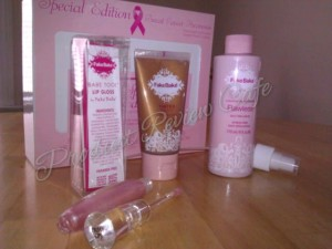 Fake Bake Sunless Tanning Products- Breast Cancer Awareness Kit Review