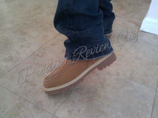 Lugz Swagger Slip Resistant Boots Review And Giveaway