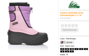 New October Savings from Shoe Carnival !   Product Review Cafe 1