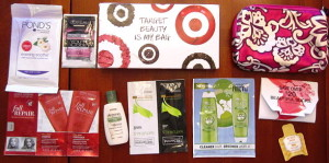 NEW FALL Target Beauty Bag HURRY ! Its FREE