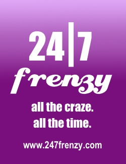 Hot Fashion and Deals at 24/7Frenzy.com Review & Giveaway