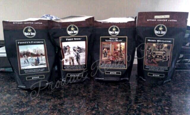 Boca Java Gourmet Coffee Product Review
