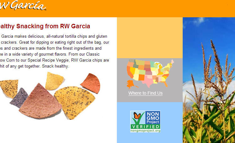 RW Garcia Premium Tortilla Chips Review  Product Review Cafe 1