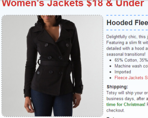 Super HOT Deal on Cute Women's Coats! Over 60% off   Product Review Cafe