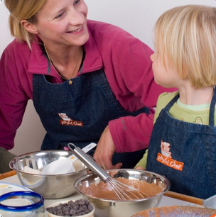 $2 Denim Apron from Playful Chef , FREE Shipping for New Members