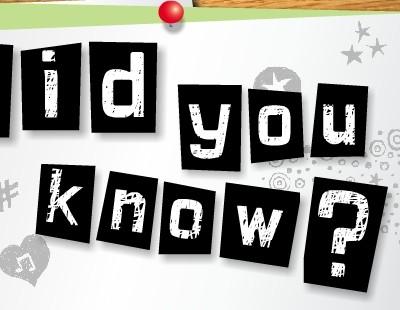 Did You Know? Random Daily Fact 3-19-13 Marine Life