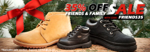 @Lugz is Having a Special #Sale! Starts tomorrow 12/6 - 12/10! Grab your Friends & Family!    Product Review Cafe 1