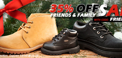 @Lugz is Having a Special #Sale! Starts tomorrow 12/6 – 12/10! Grab your Friends & Family!