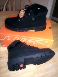 The Women's Drifter with Fur Trim from Lugz - Review  Product Review Cafe 7