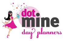 Getting Organized With Dotmine Day Planners Review And Giveaway