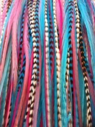 HOT DEAL on Cruelty Free Hair Feathers  $4.99 Shipped & How to Apply