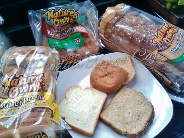 Nature's Own Bread Products Are Here!  New in New England !