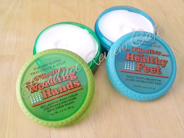 O'Keefe's Working Hands & Feet Cream Product Review  Product Review Cafe