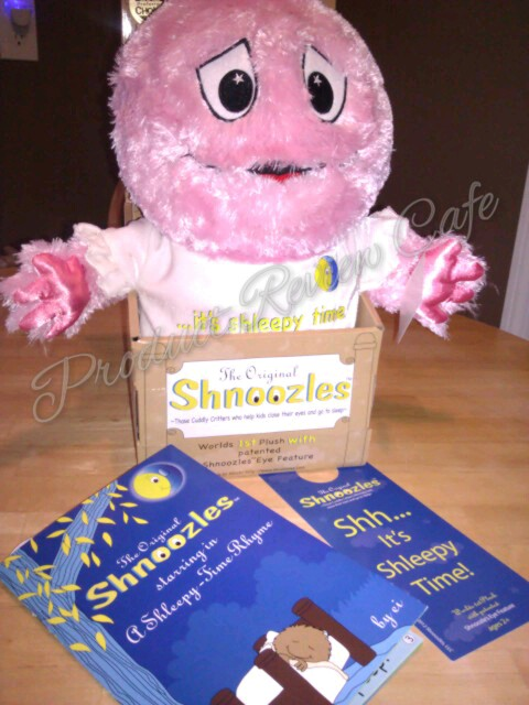 Sleepy Time For Your Kiddo and Their Shnoozle Product Review  Product Review Cafe 1
