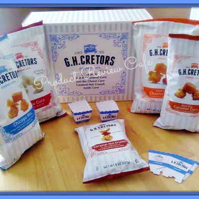 GH Cretors All Natural Popped Corn Product Review