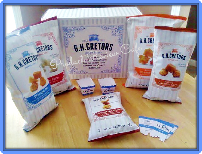 G H Cretors All Natural Popped Corn Product Review