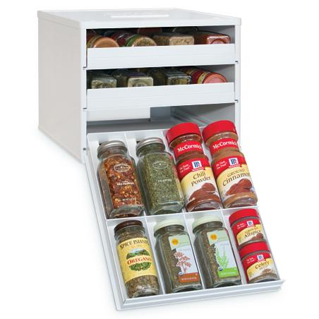 Classic Spice Stack Organizer From YouCopia Product Review  Product Review Cafe 1