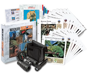 Wildlife Explorer Pack $3.99 an $82 Value Great For Kids !