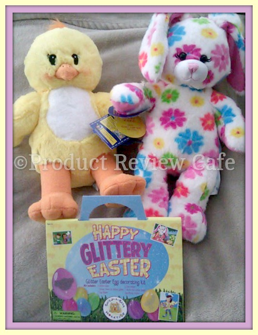 Build A Bear Workshops Chirpy Chick And Flower Bunny Review