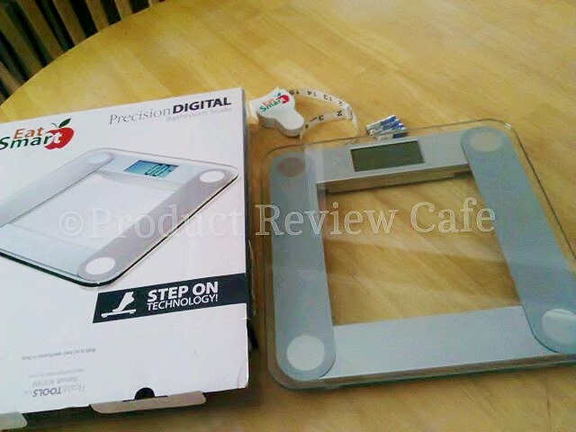 EatSmart Precision Digital Bathroom Scale Product Review