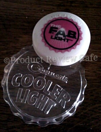 FAB Light Motion Activated Cooler Light Product Review