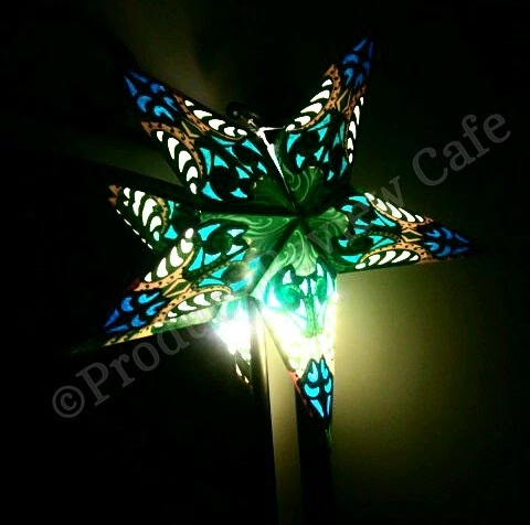 Whirled Planet Star Lantern Product Review  Product Review Cafe 1