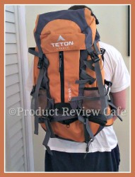 Canyon 2100 Backpack and Dry Bag Combo By TETON Sports Product Review  Product Review Cafe 2