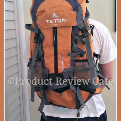 Canyon 2100 Backpack and Dry Bag Combo By TETON Sports Product Review