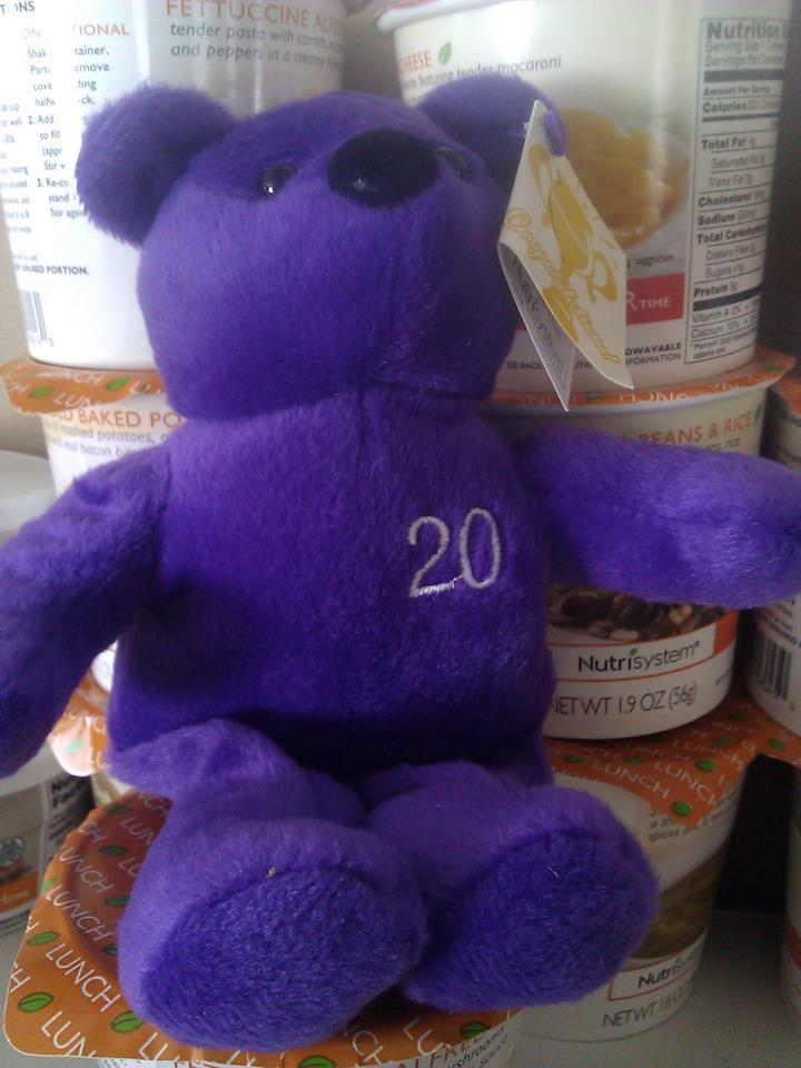 20lb bear