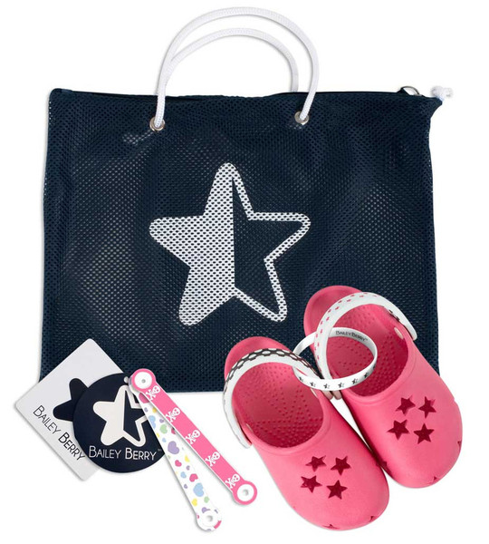BB Stars Kids Shoes Set from Bailey Berry Giveaway   Product Review Cafe