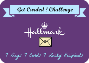 Hallmark Get Carded Challenge Day 1 With Cody Simpson   Product Review Cafe 1