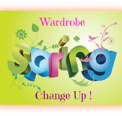 Spring Is Finally Here- Tips On How To Inexpensively Update Your Wardrobe