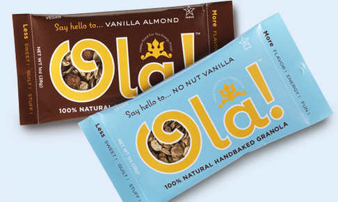 All Natural Super Food - Ola Granola Product Review & Giveaway  Product Review Cafe 1