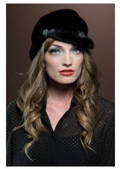 minky fur hats