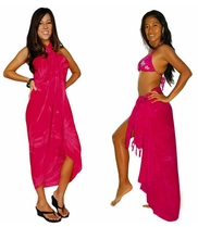 Versatile Summer Sarongs By FairWinds Sarongs