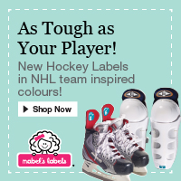 Get Ready For Hockey Season With Mabel's Labels Hockey Combo Kit
