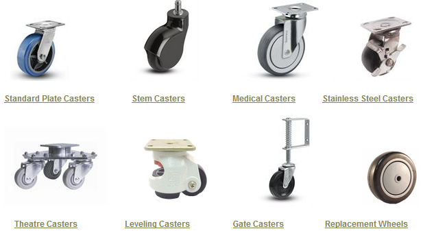 Huge Selection Of Caster Wheels At Accesscasters.com   Product Review Cafe 1