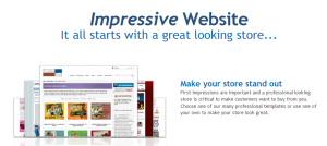 Ecommerce Website Builder By 1ShopingCart