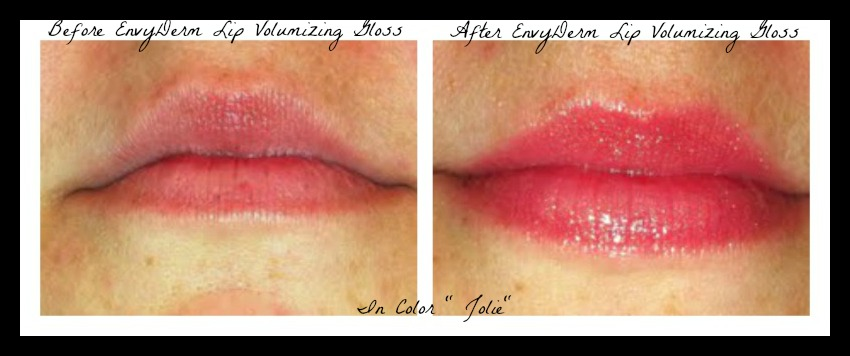 EnvyDerm Lip Volumizing & Conditioning Gloss Giveaway