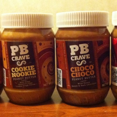 Peanut Butter On A Whole New Level PB Crave Product Review