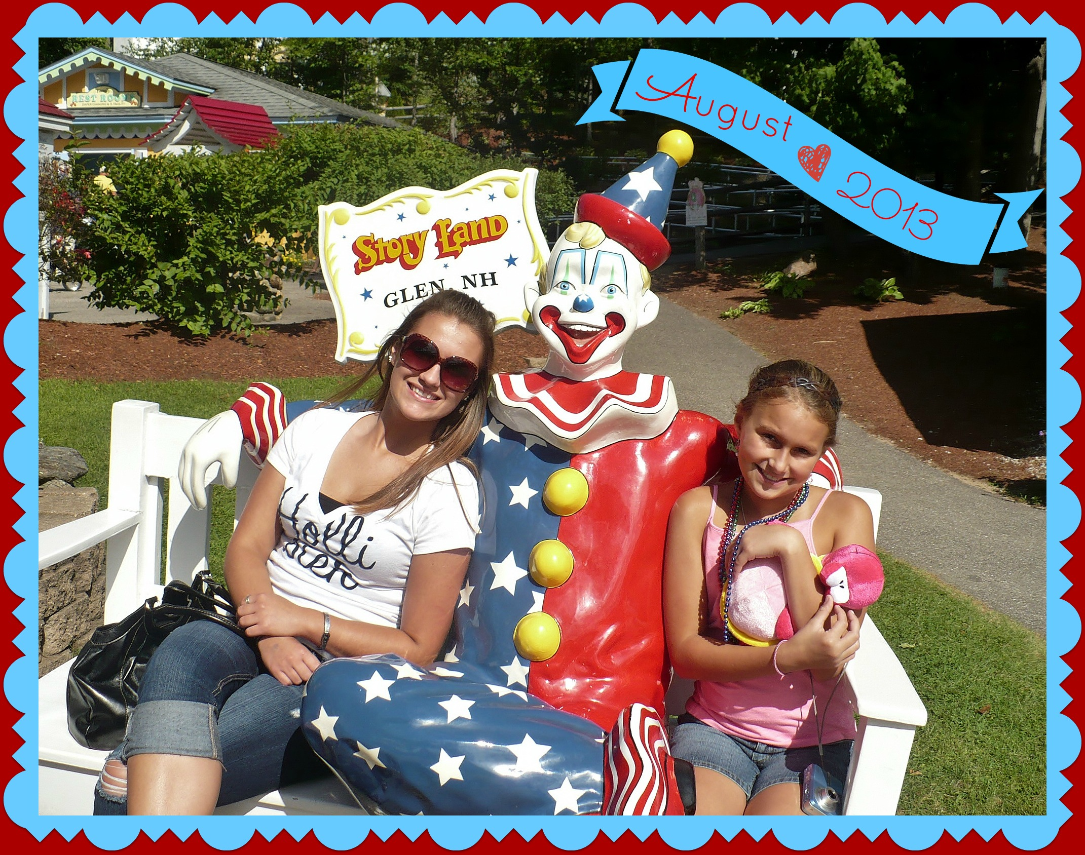 Story Land Children's Theme Park Travel Review