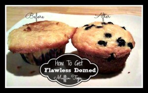 Easy Flawless Way To Get Domed Muffin Tops   Product Review Cafe 2