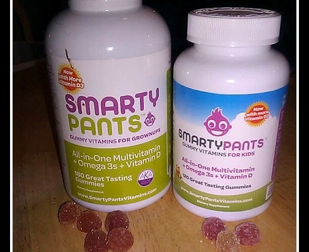 SmartyPants Adult & Children Gummy Vitamins- Product Review   Product Review Cafe 1