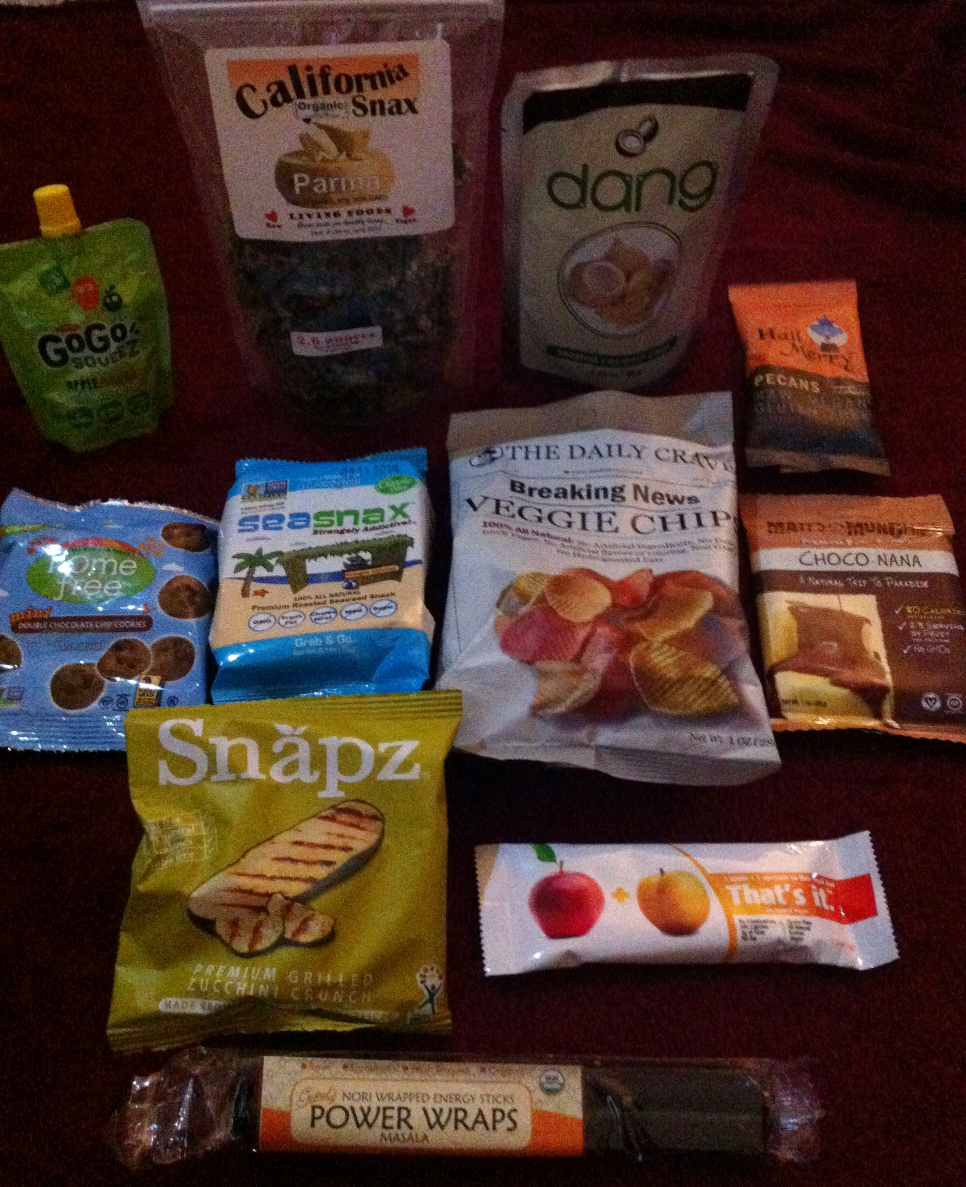 Healthy Surprise Starter Box Product Review  Product Review Cafe