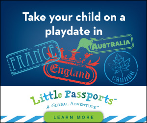 Back To School- Lunches Around The World- Little Passports  Product Review Cafe