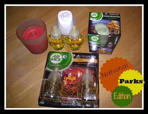 Airwick Seasonal Scents & National Parks Edition Review  Product Review Cafe 1