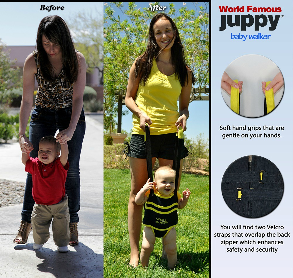 Juppy Baby Walker Review & Giveaway  Product Review Cafe 4