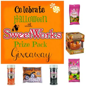 SweetWorks Candy Halloween Giveaway
