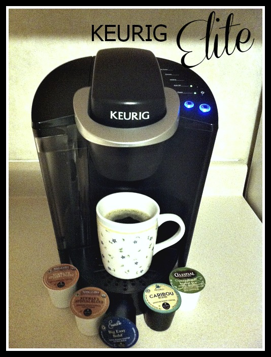 Keurig Elite Single Cup Brew System Product Review  Product Review Cafe 1
